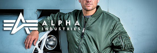 БОМБЕРИ MA-1 FLIGHT JACKET ALPHA INDUSTRIES