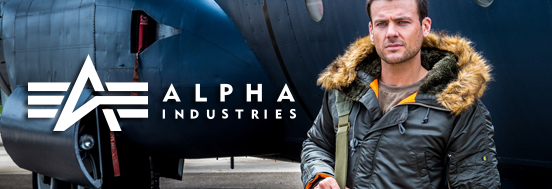 КУРТКИ АЛЯСКИ ALPHA INDUSTRIES SLIM FIT N-3B PARKA REP. GREY