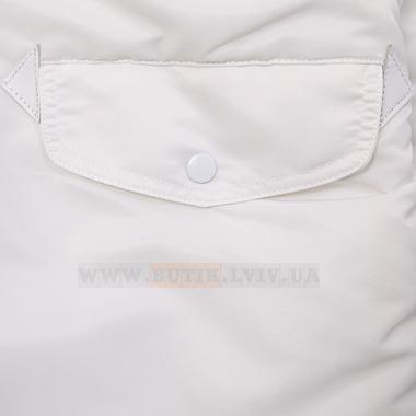 Alpha Industries Slim Fit N-3B Parka White