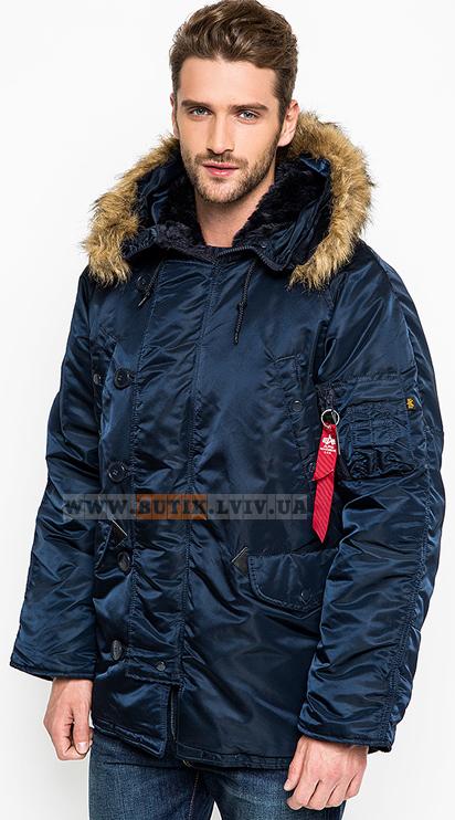 Аляска куртка alpha industries n-3b