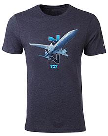 Футболка Boeing 737 X-Ray Graphic T-Shirt