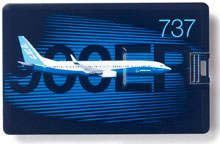 Флешка-кредитка Boeing 737 Credit Card USB Drive - 8GB