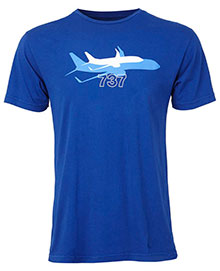 Футболка Boeing 737 Shadow Graphic T-Shirt