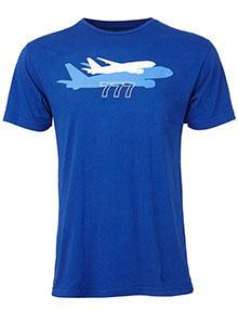 Футболка Boeing 777 Shadow Graphic T-Shirt