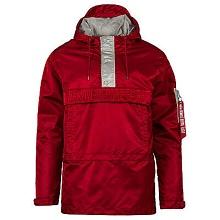 Куртка анорак Alpha Industries Seafarer Anorak (Red/New Silver) MJA48001C1