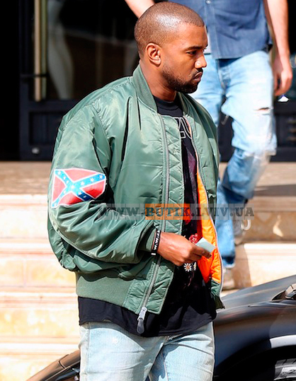 Kanye West Alpha Industries