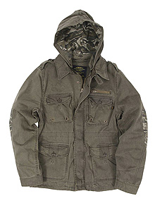 Куртка Alpha Industries McArthur Jacket (Olive) MJM43700C1