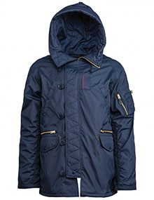 Вітровка Alpha Industries N-3B Ambrose Parka (Rep.Blue) MJN45540C1