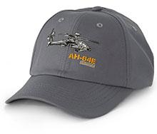 Boeing AH-64E 3D Emblem Hat