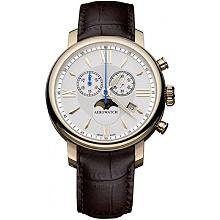Годинник пілота оригінальний Aerowatch Renaissance Chronograph Moon-Phases 84936RO02