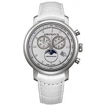 Авіаційний швейцарський годинник Aerowatch Renaissance Chronograph Moon-Phases 84936AA04