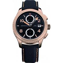 Авіаційний оригінальний чоловічий годинник Aerowatch Aeroplan Chronograph 61929RO02