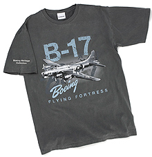 Футболка Boeing B-17 Heritage T-shirt