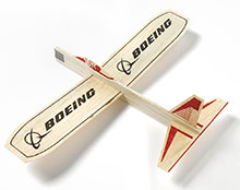 Balsa Wood Glider Large