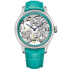 Швейцарський жіночий годинник Aerowatch Renaissance Lady Skeleton 57981AA16