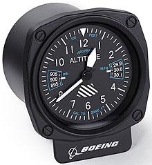 Настільний годинник Boeing Cockpit Desk Clock