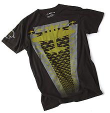 Футболка Боинг B-17 Formation T-shirt (чорна)