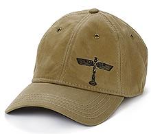 Утеплена кепка Boeing Totem Oil Cloth Cap w/ Sherpa Lining