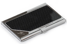 Візитниця Boeing Carbon Fiber Business Card Holder
