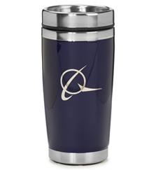Керамічне термогорнятко Boeing Symbol Travel Tumbler (синє)