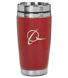 Керамічне термогорнятко Boeing Symbol Travel Tumbler (червоне)