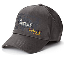 Boeing CH-47F Chinook Graphic Profile Hat