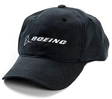Кепка Boeing Executive Signature Hat (чорна)