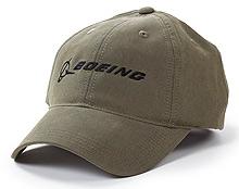 Кепка Boeing Executive Signature Hat (mocha)