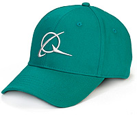 Бейсболка Boeing Symbol with Raised Embroidery Hat (зелена)