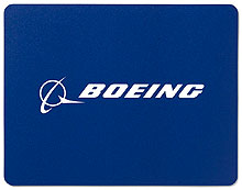 Килимок для миші Boeing Signature Mousepad