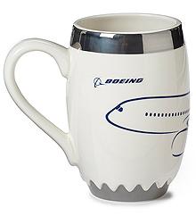 Чашка Boeing 787 Dreamliner Engine Mug