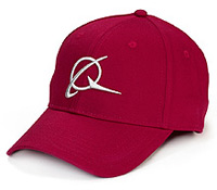 Бейсболка Boeing Symbol with Raised Embroidery Hat (червона)