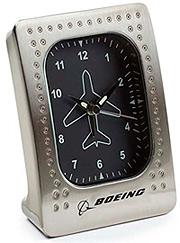 Настільний годинник Boeing Aircraft Window Clock