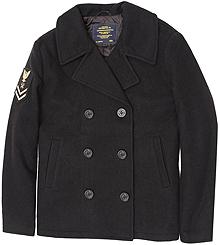 Пальто Captain Alpha Industries (чорне)