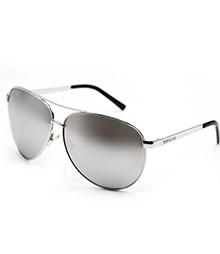 Сонцезахисні окуляри Top Gun Classic Black Aviator Sunglasses (срібні)