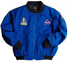 Youth NASA Astronaut Flight Jacket