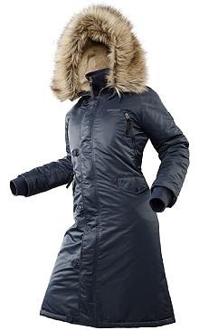 Жіноча зимова куртка N-7B Eileen Airboss 173000773121 (графіт)