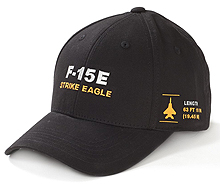 Кепка Boeing F-15E Strike Eagle Schematics Hat