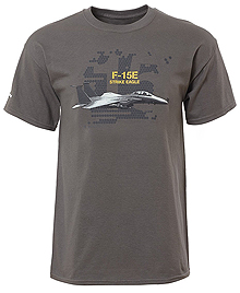 Футболка Boeing F-15E Strike Eagle