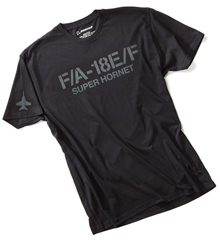 Футболка Boeing F/A-18E/F Super Hornet Stencil T-shirt