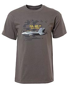 Футболка Boeing F/A-18E/F Super Hornet