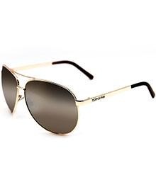 Сонцезахисні окуляри Top Gun Classic Black Aviator Sunglasses (золоті)