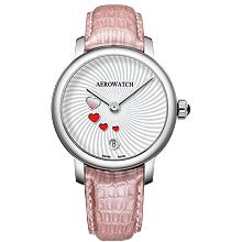 Годинник наручний жіночий Aerowatch Renaissance Swirl & Swirling Love 44938AA20
