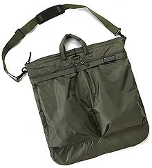 Сумка пілота Boeing Flight Helmet Bag (оливкова)