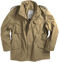 Польова куртка Alpha Industries M-65 Field Coat (Khaki) MJM24000C1