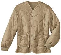 Підстібка-утеплювач Liner (ALS/92) для куртки M-65 Alpha Industries (Khaki) MJL48000C1