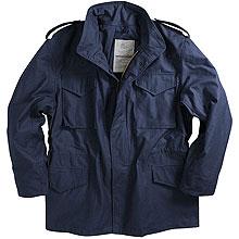 Польова куртка Alpha Industries M-65 Field Coat (Navy) MJM24000C1