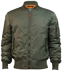 Бомбер Top Gun MA-1 Bomber Jacket (оливковий)