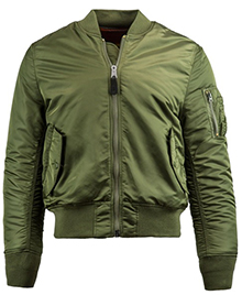 Бомбер Alpha Industries MA-1 Slim Fit Bomber Jacket (Sage green) MJM44530C1