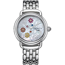 Жіночий наручний годинник Aerowatch Renaissance 1942 Floral 44960AA15M